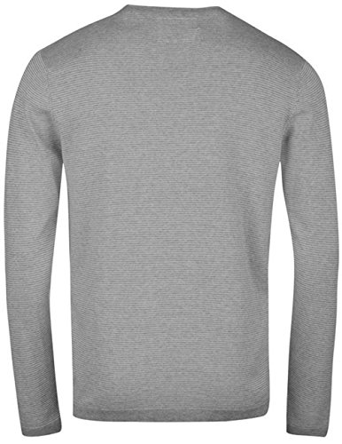 Jack And Jones. - Pull - Homme gris clair
