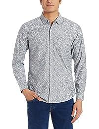 Indigo Nation Men's Casual Shirt (8907372730493_1ISE466239_39_Grey)