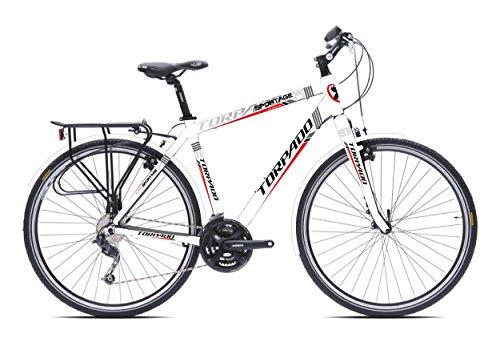 TORPADO BICICLETA SPORTAGE 283X 7V ALU TALLA 52BLANCO V17(TREKKING)/BICYCLE SPORTAGE 283X 7S ALU SIZE 52WHITE V17(SENDERISMO)