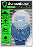 ScreenKnight® Withings Activité Pop Front Screen Protector invisible shield