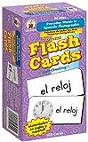 Everyday Words in Spanish: Photographic Flash Cards: Palabras de Todos Los Dias: Fotografico