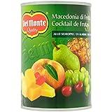 del Monte Macedonia di Frutta Allo Sciroppo - 420 gr