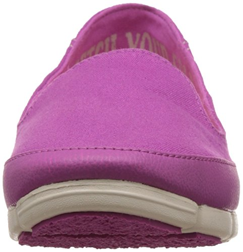 Crocs , Ballerines pour femme Dusty Olive/Cobblestone Rose