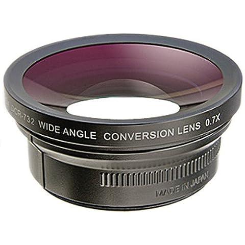 Raynox DCR-732 caméscope Wide lens Noir lentille et filtre d'appareil photo - lentilles et filtres d'appareil photo (caméscope, 2/2, Wide lens, 5,2 cm, Noir, 2,9 cm)