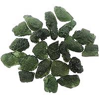 Healing Crystals India: Ein (1) Moldavit/Tektit aus der Tschechischen Republik - 5 Karat preisvergleich bei billige-tabletten.eu