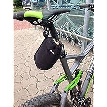 Neopren Satteltasche Fahrrad Tasche Bike Flickzeug MTB Tasche Cube Trek ghost rotwild