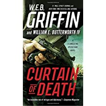 Curtain of Death (A Clandestine Operations Novel, Band 3)