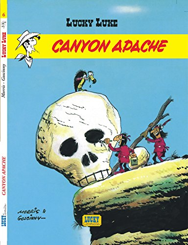Lucky Luke - tome 6 - Canyon Apache