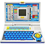 Educational English Learner Laptop With 20 Activities