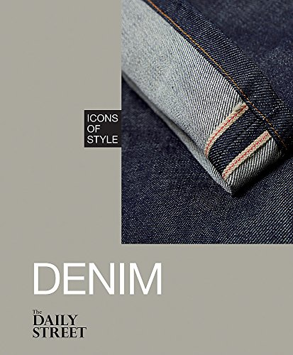 Icons Of Style. Denim