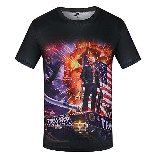 KYKU Marke 3D t-Shirt männer Weltkarte t-Shirt lustige t-Shirts männlich Sommer Kurzarm Anime Tops t Mode Mens Clothing