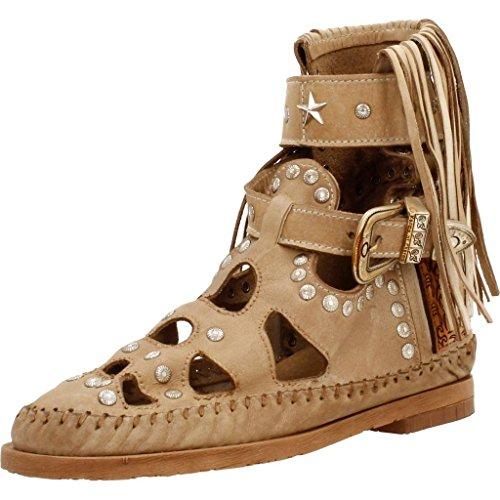 KARMA OF CHARME Bottines - Boots, Couleur Marron, Marque, Modã¨Le Bottines - Boots Wonder Marron