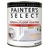 True Value UGF3-QT Painter's Select Urethan, für Innen- und Außenbereich, Hochglanz, für Veranda- und Boden-Beschichtung, 1,25 l