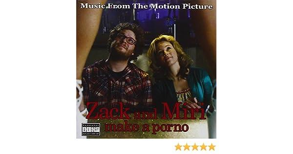 Zack und miri machen eine Porno Musik