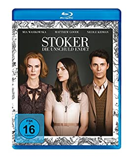 Stoker - Die Unschuld endet [Blu-ray]