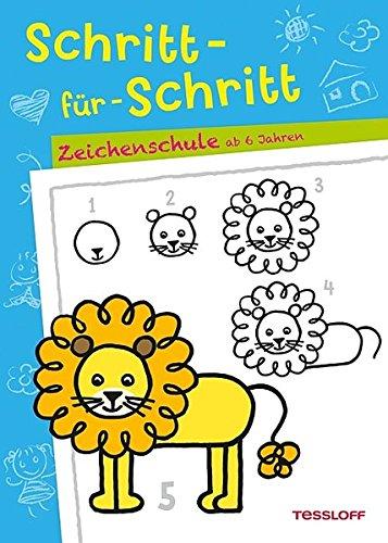 Fur Kleine Zeichner Tiere Zeichnen Lernen Leicht Gemacht Fur