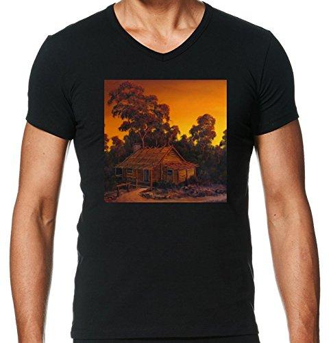 camiseta-negro-con-v-cuello-para-los-hombres-tamano-m-log-caben-by-john-cocoris