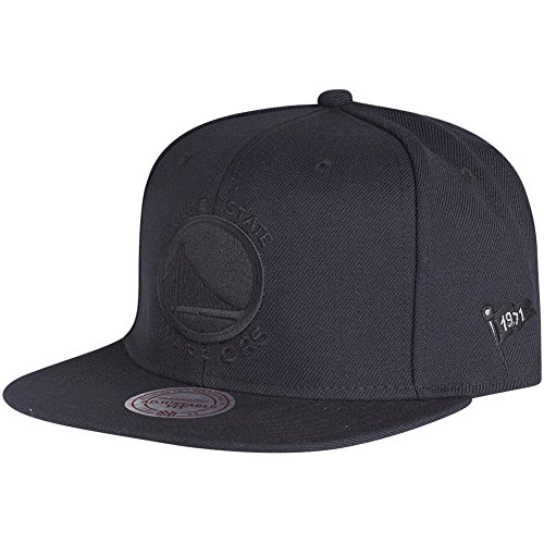 mitchell-ness-golden-state-warriors-black-on-black-gas012-snapback-cap-basecap