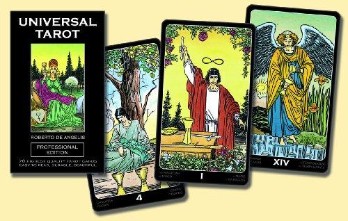 25854 - Jeu de cartes - Tarot Universel Professionnel
