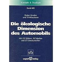 Die ökologische Dimension des Automobils (Kontakt & Studium)