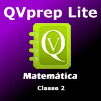 Free QVprep Lite Math Grade 2 in Portuguese language
