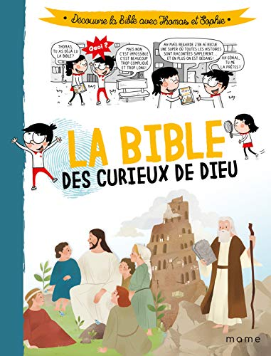 La Bible des curieux de Dieu par  (Album - Apr 18, 2019)