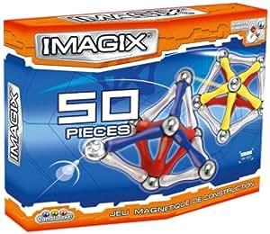 Canal Toys - Jeu de construction - Imagix - 50 Pièces