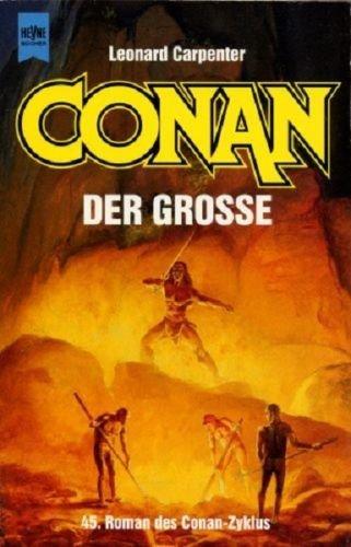 """Conan der Gro""""e"""