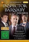 Inspector Barnaby, Vol. 24 [4 DVDs]