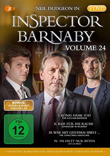 Inspector Barnaby, Vol.24 (4 DVDs)