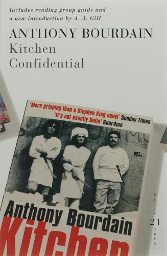 Kitchen Confidential: 21 Great Bloomsbury Reads for the 21st Century (21st Birthday Celebratory Edn) by Anthony Bourdain (2007-01-02)
