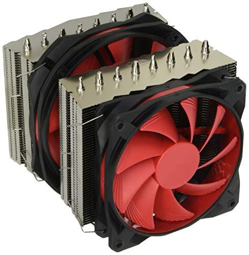 DEEPCOOL Deep Cool CPU-Kühler Air 200W Assassin II klar