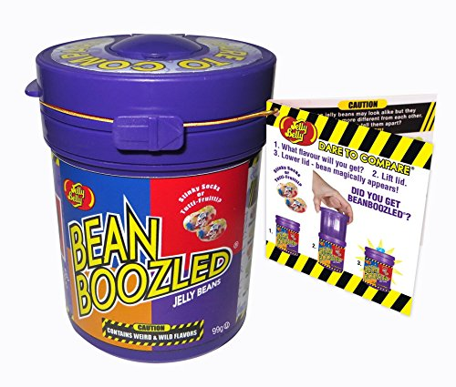 Jelly Belly Bean Boozled Mystery Disp ()