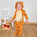 Babys Toddlers Tigger Winnie the Pooh Romper Costume