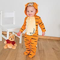 Babys Toddlers Tigger Winnie the Pooh Romper Costume (9-12 months) by Disney