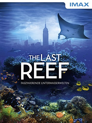 IMAX: The Last Reef Cover