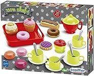 ايكوفير - مجموعة مكونة من 26 قطعة من الشاي والمعجنات