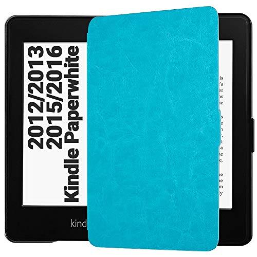 EasyAcc Funda Kindle Paperwhite Ligera Función Auto-Sueño/Estela
