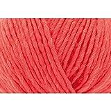 Rico essentials Super chunky Fb. 04 - koralle wunderbare Schnellstrickwolle für Ihre modischen Projekte