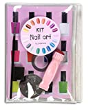 Kit Nail art...