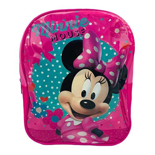 Disney zaino Minnie zainetto ufficiale bambini scuola asilo tempo libero 1137 Rosa -