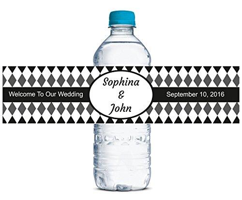 he Etikett Personalisierte Individuelle Aufkleber Wasserdichte Klebeetiketten 8