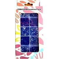 Eimass® con brillantini, confezione da 6, colori 2,000, piatta, rigida