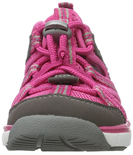 Superfit Lumis, Sneakers basses fille Grau (stone Kombi)