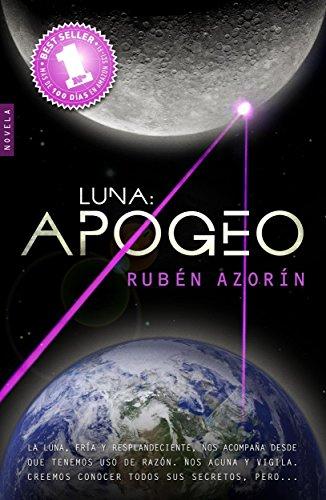 Luna APOGEO por Rubén Azorín Antón