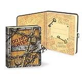 Produkt-Bild: Geheimes Tagebuch - Top Secret - 200 Seiten mit Schloss und Schlüssel - Größe 160mm x 140mm