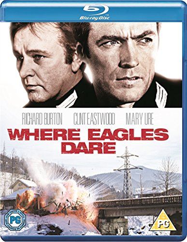 Where Eagles Dare [Blu-ray] [UK Import]