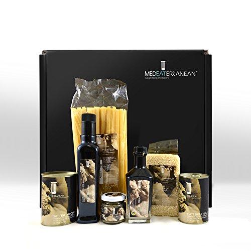 Cesto regalo - prodotti gourmet italiani