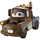 Cars 2 Lights & Sounds Mater - Featuring realistic flashing LED lights and fun sounds & phrases Jouets, Jeux, Enfant, Peu, Nourrisson