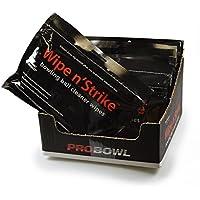 Bowltech Wipe n´Strike Lingettes de nettoyage pour boule de bowling